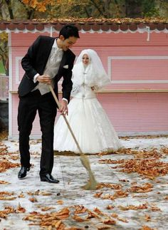 37 best Muslim bride images | Muslim couples, Marriage in