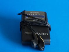 Sony AM/FM Walkman - Portable Radio FM Stereo Am Radio - Vintage Pocket Radio Player with Original Headphones - Works by FunkyKoala on Etsy