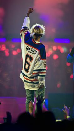 The best number and the best people #6 #Justin Bieber