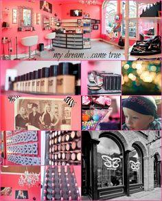 My dream as came a reality.  BB Makeup  www.bbmakeuponline.com  www.bbmakeupcosbar.com