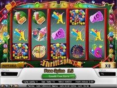 Vyskúšajte všetky atrakcie, ktoré ponúka a odmeny budú vaše. http://www.hracie-automaty.com/hry/automatova-hra-thrill-spin #HracieAutomaty #Thrillspin #automatovahra #Vyhra #Hry