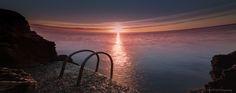https://flic.kr/p/yMfqgX | Sunrise over Sea, city of Antibes Juan Les Pins, French Riviera by Domi RCHX Photography | Lever du soleil sur la mer, ville d'Antibes Juan Les Pins, Côte d'Azur, FRANCE par Domi RCHX Photography