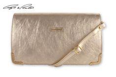 2140 Cango&Rinaldi bőr táska (Nicky) (ARAR)