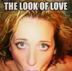 #Adult Humor: The Look of Love