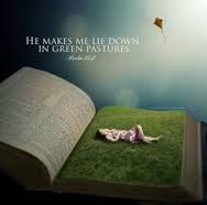 The Lord is my shepherd; I shall not want. He maketh me lie down in green pastures: he leadeth me beside still waters. He restoreth my soul: he leadeth me in the paths of righteousness for his names sake. Psalm 23:1-3 Amen
