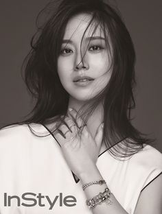 Moon Chae Won Is In An Enticing Mood For InStyle Korea's October 2015 Issue | Couch Kimchi