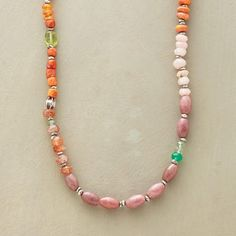 GARDEN SUNRISE NECKLACE