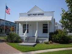 Old Katy Texas Post Office