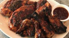 Grill juicy chicken with a crave-worthy homemade barbecue sauce