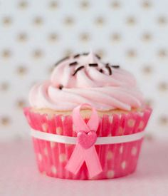 I want to do a bake sale for Think Pink this year