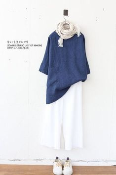 Modern Hijab Fashion, Indie Fashion, Muslim Fashion, Minimal Fashion, Japanese Fashion, Korean Fashion, Girl Fashion Style, Fashion Design, Casual Outfits
