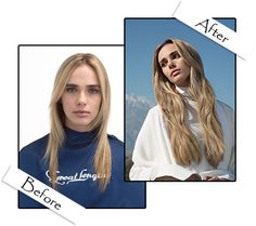 Luxurious Hair Extensions - Great Lengths