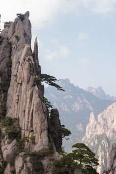 HuangShan Mountains 38
