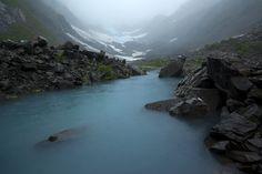 Glacial Landscape - Joe Ganster