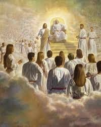 The Book of Mormon teaches us that we all lived before this life. We lived with God as His spirit children, and we all learned the plan of salvation and happiness. Jesus Christ is central to this plan. Pictures Of Christ, Jesus Christ Images, Bible Pictures, Jesus Christ Lds, Risen Christ, Braut Christi, Plan Of Salvation, Salvation Quotes, Padre Celestial