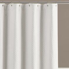 Freman Cotton Shower Curtain