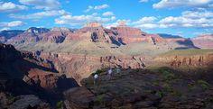Take a multi-day hiking trip - Grand Canyon Hikes - guided Grand Canyon hiking and backpacking trips