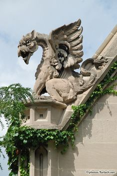 Gargoyles | by TurlachMacD, University of Chicago