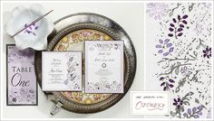 Wedding Stationery Works of Art from Momental Designs