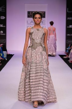 Jade by Monica and Karishma Lakme Fashion Week S/R 2014