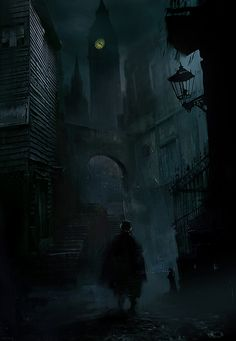 ArtStation - Assassin's Creed Syndicate : Jack the Ripper #2, Morgan Yon