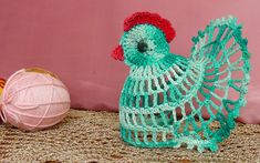 2owieczki: marca 2014 Easter Crochet, Crochet Crafts, Crochet Doilies, Bolero Pattern, Ganesha Art, Crochet Kitchen, Filet Crochet, Holiday Crafts, Crochet Hooks