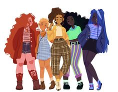 septembersart: the girls in really cute outfits i. - The Lunar Chronicles Character Inspiration, Character Art, Character Design, Lunar Chronicles Books, Marissa Meyer Books, Really Cute Outfits, Lore Olympus, Fanart, Cinder