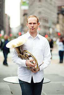 Portland Chamber Music Festival | 2015 Resident Artists - French Hornist Dan Wions