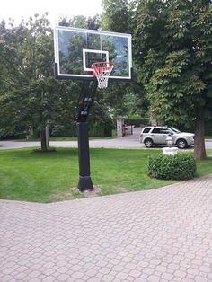 Play on top of the line basketball courts and multigame flooring with custom basketball hoop to give your organization a professional appearance at an affordable price. Outdoor Basketball Court, Basketball Goals, Basketball Legends, Basketball T Shirt Designs, Basketball Birthday Parties, Photo Galleries, Exterior, Gallery, Outdoor Decor