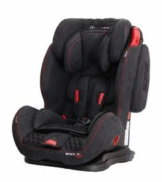 Scaun auto SPORTIVO cu ISOFIX Black Coletto Thing 1, Baby Car Seats, Sport, Children, Modern, Deporte, Kids, Trendy Tree, Sports