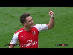 Mesut Özil vs Liverpool (Home) 14-15 HD 720p by iMesutOzilx11 - YouTube