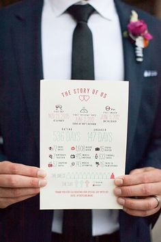Cute Ways to Display your Relationship Timeline At Your Wedding!