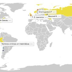 Fascinating Live Map Shows People Around the World Editing Wikipedia