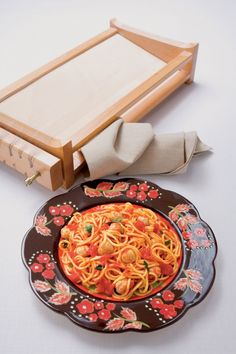 Maccheroni alla chitarra con pallottine #Abruzzo #Food & #Cuisine