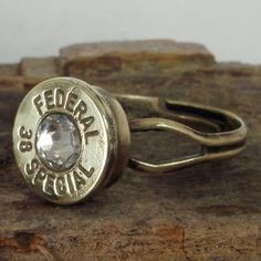 bullet ring; this is rad.