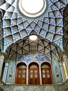 kashan boroujerdi house *Peace between millions of Muslims, Christians, Buddhists - we are being manipulated against one another -stop wars by The United States of Israel *