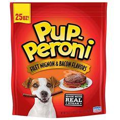 Pup-Peroni Original Filet Mignon  #Treats