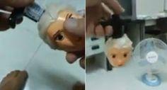 O Mais Bizarro Brinquedo Infantil Baseado Na Personagem Elsa – Frozen