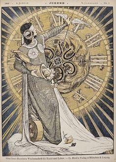 Jugend, 1900