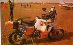 gaston rahier suzuki | Suzuki 1991: Gaston Rahier's Bike