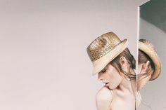 BLANC SS15 Hat Making, Ss 15, Showroom, Hats, Unique, Fashion, Moda, Hat, Fashion Styles