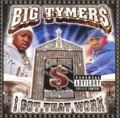 Big Tymers Number 1 Stunna I Got That Work Cash Money Records [Baby] Nigga can't out-stunt me when it come to these fuckin' cars, nigga Believe that! Rap Albums, Hip Hop Albums, Rap Album Covers, Cash Money Records, Arte Hip Hop, Pochette Album, Rocky Balboa, Compact Disc, Musica