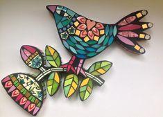 Amanda Anderson mosaic art