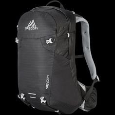 Gregory Salvo 24 Backpack in Black