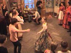 Вечорка в Тереме, Омск окт. 2010--city of Omsk dancing