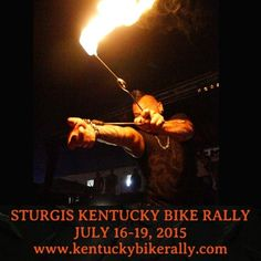 2014 Little Sturgis Rally in Sturgis, KY- 2015 Rally Starts TOMORROW (July 16 to 19)  **MORE Pictures http://blog.lightningcustoms.com/category/motorcycle-rallies-events/kentucky-bike-rally/ **Info at http://www.lightningcustoms.com/little-sturgis-rally.html  #littlesturgisrally