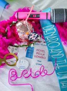 Prep In Your Step: Tips For Planning A Bachelorette Party and The Mamma Mia Themed Bachelorette I Planned Mamma Mia, Bachelorette Party Planning, Bachelorette Party Decorations, Bachelorette Weekend, Disco Theme, Disco Party, 18th Birthday Party, Hens, Bridal Shower