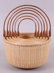 Nantucket Nesting Baskets. Say that fast twenty times kids.