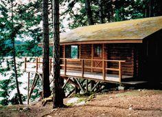 Cortes Island Cabin