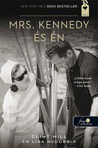 Mrs. Kennedy és Én könyv borító
